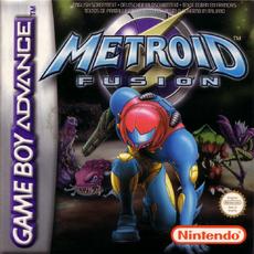 Metroid Fusion - Boxart PAL