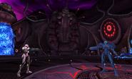 Samus vs Samus Oscura MP2