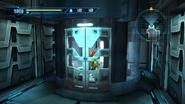 Main Sector lift hub - elevator