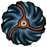Morphing Ball (Samus Sombre) 01