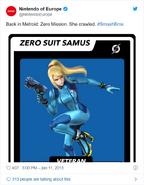 Y Can't Metroid Tweet