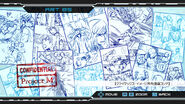Metroid Other M MB Madeline Samus Colonel finale storyboard Art 85