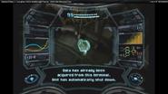 Escaneando un Temrinal de Células de Energía desactivado