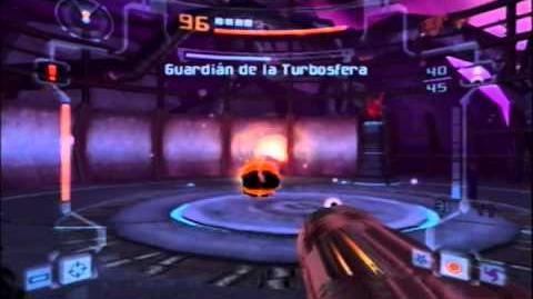 Metroid Prime 2 Echoes - Boost Ball Guardian (Hard Mode)