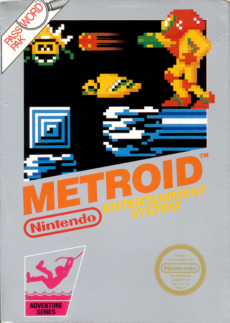 List of Metroid passwords   Wikitroid   FANDOM powered by Wikia