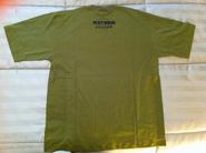 Camiseta del Archivo de Misión 02546 espalda