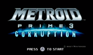MP3 Title Screen