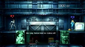 Codec Conversations - Zero Suit Samus