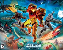Metroid Prime Trilogy Artwork 01