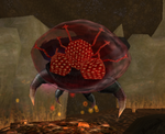 Red fission metroid