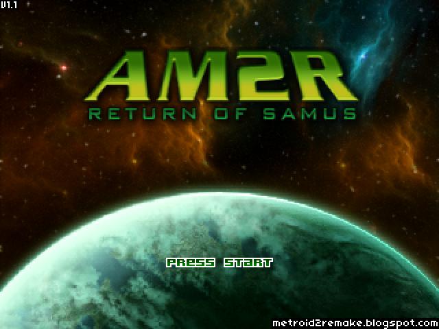 Samus anf unknown planet