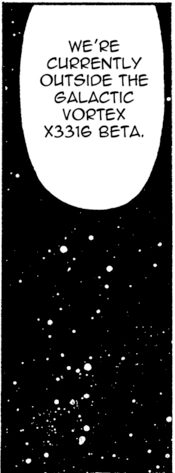 Galactic Vortex X3316 Beta