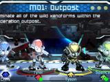 Game Lobby Screen