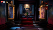 MPFF poster in Luigi's Mansion 3