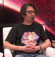 Sakamoto Samus Aran Returns shirt