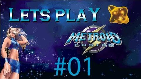 Let's Play Metroid Fusion Part 1 - Rückkehr nach SR-388