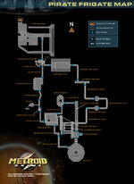 Metroidprime map frigate