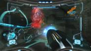 Metroid cazador en tallon IV