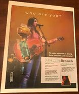 Michelle Branch Who Are You Samus ad