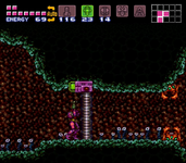 Super metroid green gate