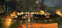 Templo destruido mp