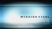 Mission Final (MP3)