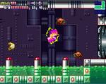 Metroid Fusion Screw Attack