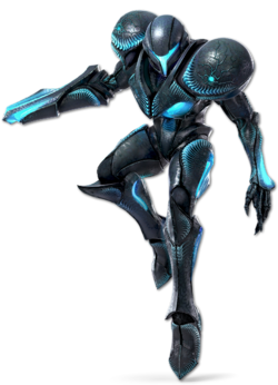Dark Samus Super Smash Bros. Ultimate