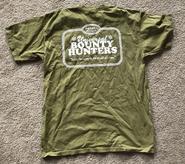 Universal Bounty Hunters T-Shirt (back)