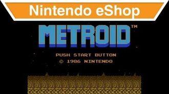 Nintendo eShop - Metroid™ Trailer