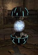 Rayo de Hielo objeto MP