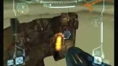 Metroid Prime - Ice Beam Before Flaahgra (early Ice Beam)