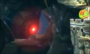 Metroid Samus Returns Diggernaut looks for Samus