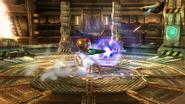 Rayo Recarga SSB4 (Wii U)