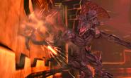 Ridley atacando DoAD2