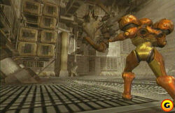 Early Metroid Prime