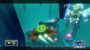 Ridley de hielo-Metroid Blast
