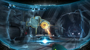 Cooling fan hallway - Missile to sliding platform