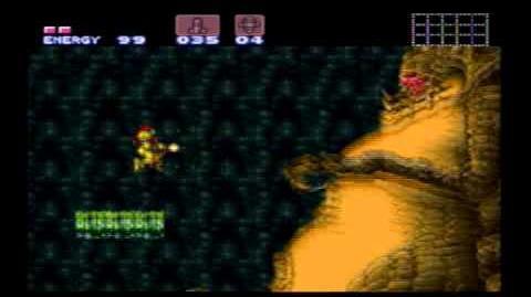 Super Metroid - Vs. Kraid