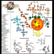 Tallon IV Map MP1