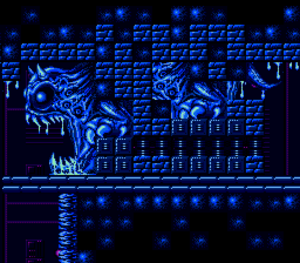 Kraid's Lair Entrance