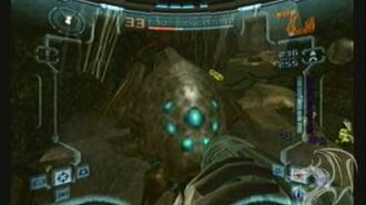 Metroid Prime 2 Echoes Game Over Scene