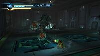 Boss Battle Queen Metroid 02 MOM