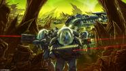 Metroid Samus Returns Galactic Federation Special Squadron