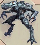 Omega Ridley esqueleto