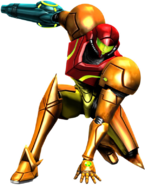 Varia Suit Samus Artwork MOM