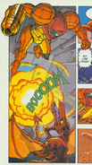 Ceres confrontation room in SM comic 2