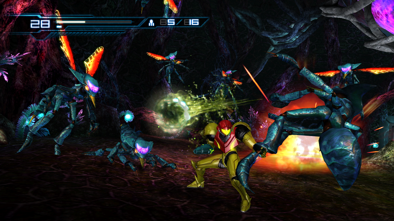 kihunter wikitroid fandom powered by wikia rh metroid wikia com Metroid Other M Gameplay Metroid Other M Concept Art