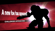 Warning Challenger Approaching - Dark Samus