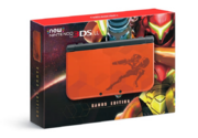 New Nintendo 3DS Samus Edition Package MSR
